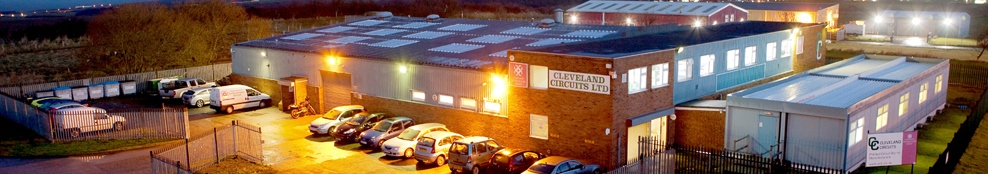 UK printed circuit board factory