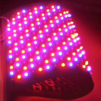 Flexible PCB multicolour LED panel
